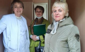 Консультування клієнтів у Маловисківській центральній районній лікарні