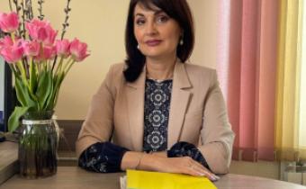 """Оксана Макарук: """"Наші проєкти та активності з БО """"100 % життя"""" якраз приклад ефективної співпраці"""""""