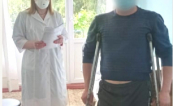 Соціальні працівники підтримують клієнтів, які лікують туберкульоз стаціонарно