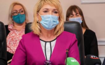 """Надія Оперчук: """"Бути медиком - це покликання"""""""
