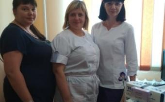 Новоукраїнська ЦРЛ отримала 75 експрес-тестів