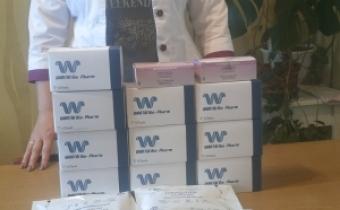 У Голованівську району лікарню передано тести для діагностики ВІЛ