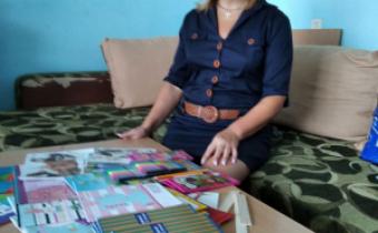 Анна Шевченко підтримала благодійну акцію