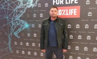 Соціальний працівник Роман Кузьменко про роботу у сфері ВІЛ