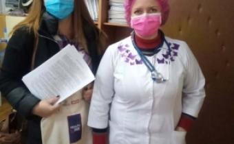 Дев'ять медзакладів Кіровоградщини посилять роботу у протидії епідемії ВІЛ