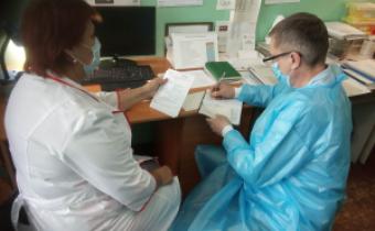У Новомиргороді консультували людей з ВІЛ